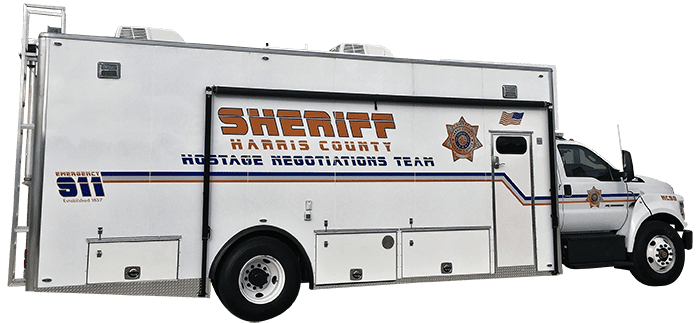 Crime Scene Truck