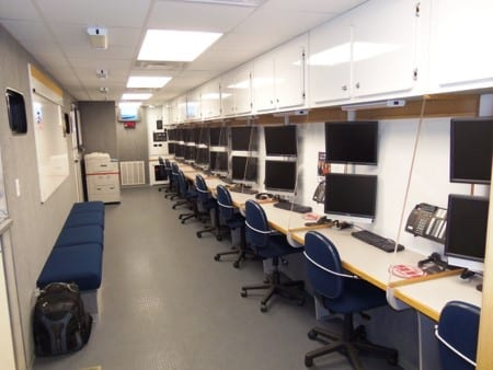 Mobile Command Center Renovations